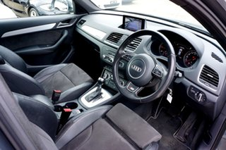 2014 Audi Q3 TDI S tronic quattro Wagon.