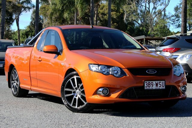 Used Ford Falcon XR6 Ute Super Cab Limited Edition, Beaudesert, 2011 Ford Falcon XR6 Ute Super Cab Limited Edition Utility