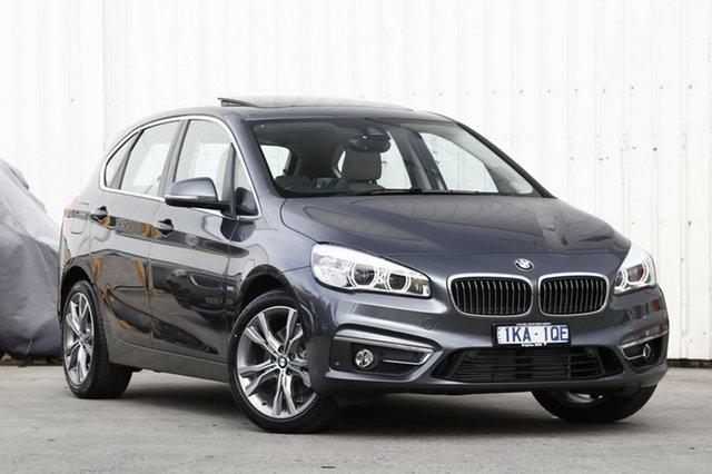 Used BMW 220i Luxury Line Active Tourer Steptronic, Clayton, 2016 BMW 220i Luxury Line Active Tourer Steptronic Hatchback