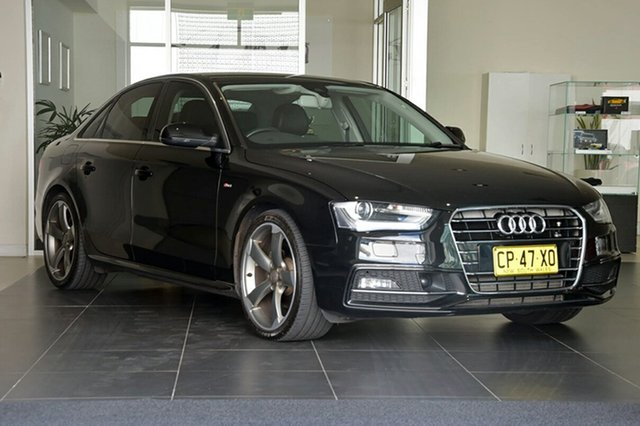 Used Audi A4 S line multitronic plus, Southport, 2015 Audi A4 S line multitronic plus Sedan