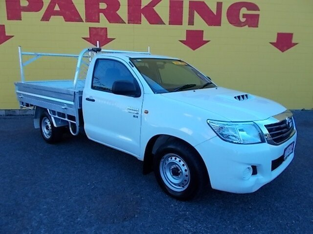 Used Toyota Hilux SR, Winnellie, 2014 Toyota Hilux SR Cab Chassis