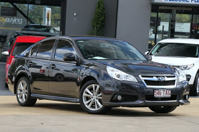 Used Subaru Liberty 2.5i Lineartronic AWD, Moorooka, Brisbane, 2013 Subaru Liberty 2.5i Lineartronic AWD Sedan