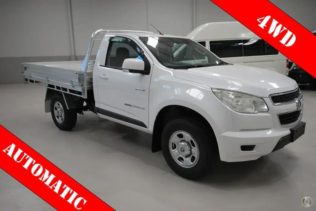 Used Holden Colorado LX, Kenwick, 2013 Holden Colorado LX Cab Chassis