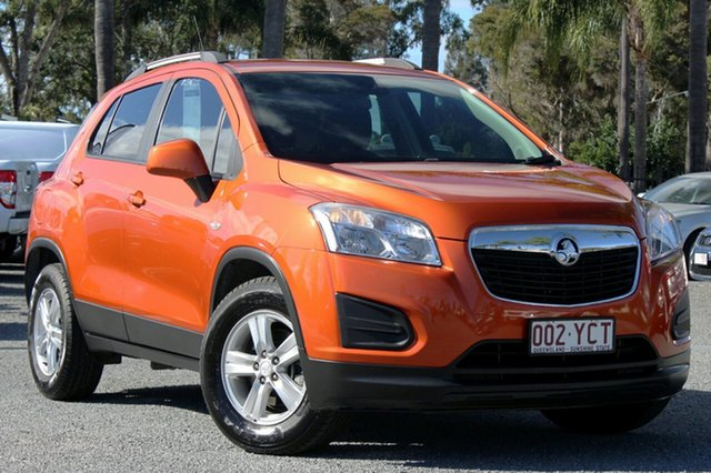 Used Holden Trax LS, Beaudesert, 2013 Holden Trax LS Wagon