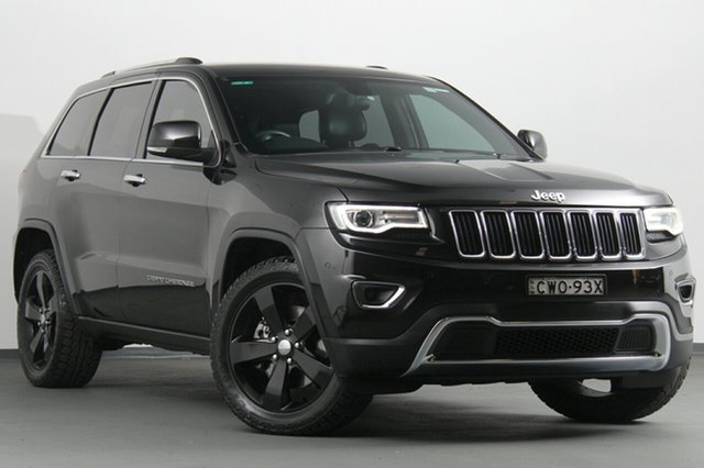 Used Jeep Grand Cherokee Limited, Narellan, 2014 Jeep Grand Cherokee Limited SUV