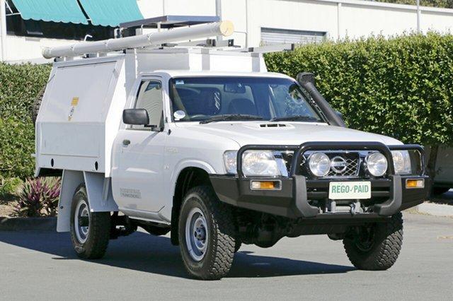 Used Nissan Patrol DX, Acacia Ridge, 2012 Nissan Patrol DX GU 6 Series II Cab Chassis