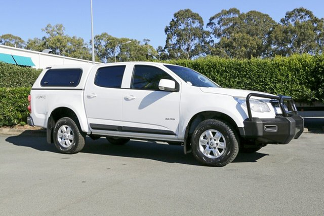 Used Holden Colorado LT Crew Cab, Acacia Ridge, 2013 Holden Colorado LT Crew Cab RG MY13 Utility