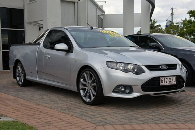 Discounted Used Ford Falcon XR6 Ute Super Cab Limited Edition, Southport, 2012 Ford Falcon XR6 Ute Super Cab Limited Edition Utility