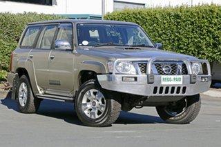 Discounted Used Nissan Patrol ST, Acacia Ridge, 2010 Nissan Patrol ST GU 7 MY10 Wagon