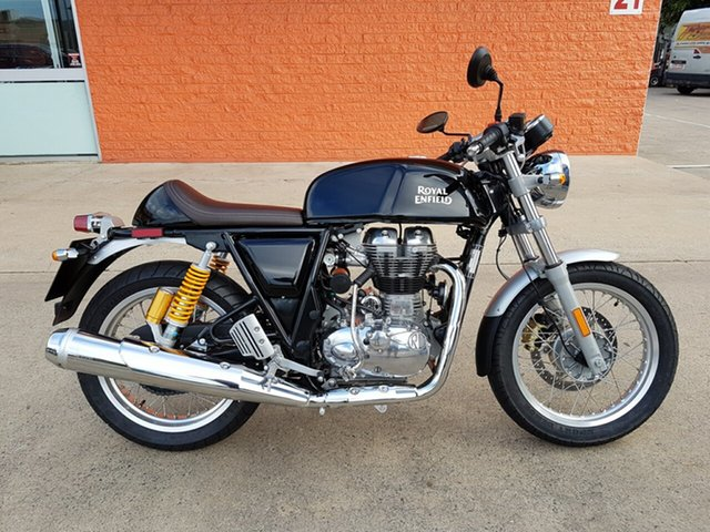 New Royal Enfield Continental GT 535CC, Townsville, 2018 Royal Enfield Continental GT 535CC