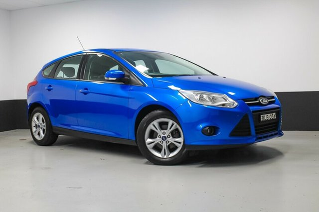 Used Ford Focus Trend PwrShift, Hamilton, 2014 Ford Focus Trend PwrShift Hatchback
