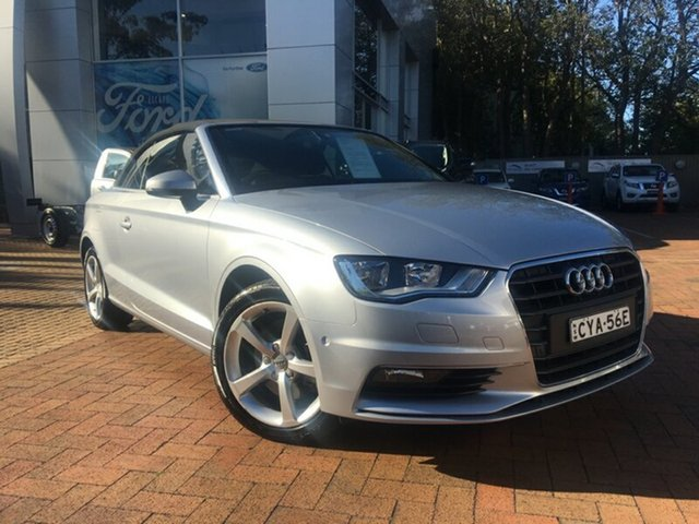 Used Audi A3 Ambition S tronic, Southport, 2014 Audi A3 Ambition S tronic Cabriolet