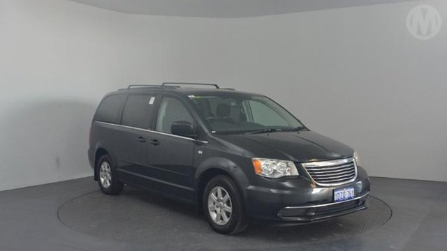 Used Chrysler Grand Voyager LX, Altona North, 2011 Chrysler Grand Voyager LX Wagon
