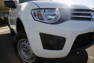 2012 Mitsubishi Triton GLX Double Cab Utility.