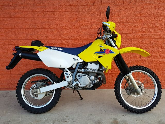 Used Suzuki DR-Z400E (electric) 400CC, Townsville, 2010 Suzuki DR-Z400E (electric) 400CC