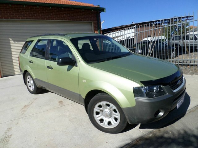 Used Ford Territory TX, Mount Lawley, 2004 Ford Territory TX Wagon
