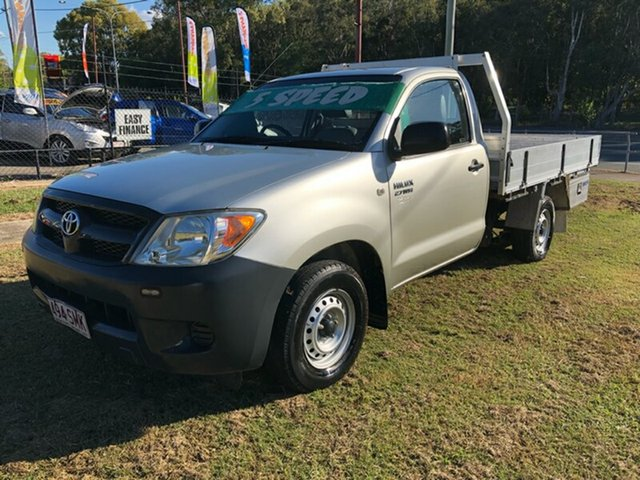 Used Toyota Hilux Workmate, Clontarf, 2007 Toyota Hilux Workmate Cab Chassis