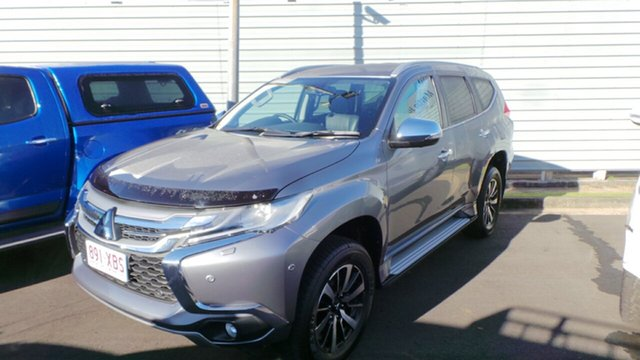 Used Mitsubishi Pajero Sport Exceed, Morayfield, 2016 Mitsubishi Pajero Sport Exceed Wagon