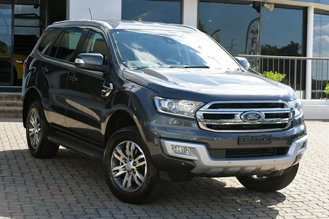 Discounted New Ford Everest Trend 4WD, Southport, 2018 Ford Everest Trend 4WD Wagon