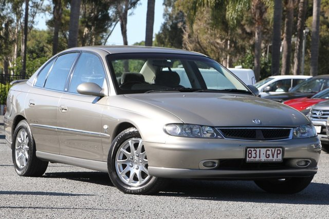 Used Holden Calais, Beaudesert, 2002 Holden Calais Sedan