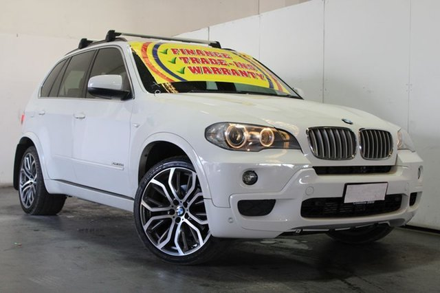 Used BMW X5 xDrive 35D, Underwood, 2009 BMW X5 xDrive 35D Wagon