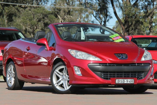 Used Peugeot 308 CC HDi, Southport, 2010 Peugeot 308 CC HDi Convertible