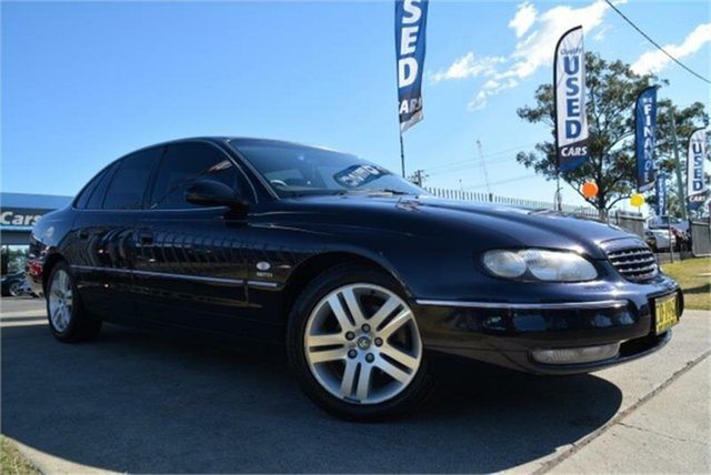 Used Holden Statesman International, Mulgrave, 2001 Holden Statesman International Sedan