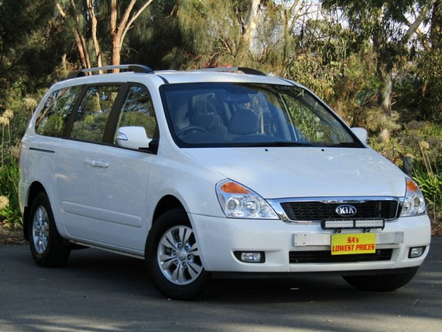 Used Kia Grand Carnival SI, 2014 Kia Grand Carnival SI Wagon