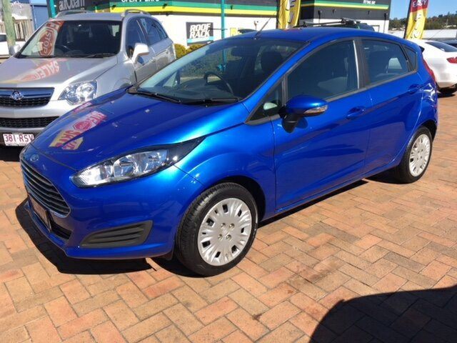 Used Ford Fiesta Trend, Toowoomba, 2015 Ford Fiesta Trend Hatchback