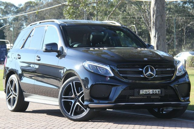 Discounted Used Mercedes-Benz GLE43 AMG 9G-TRONIC 4MATIC, Warwick Farm, 2016 Mercedes-Benz GLE43 AMG 9G-TRONIC 4MATIC SUV