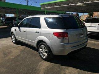 2012 Ford Territory TX Wagon.