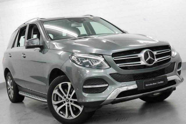 Used Mercedes-Benz GLE250 d 9G-TRONIC 4MATIC, Warwick Farm, 2017 Mercedes-Benz GLE250 d 9G-TRONIC 4MATIC Wagon