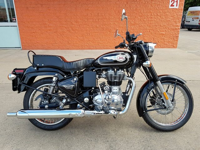 New Royal Enfield Bullet 500 Classic Elec Start 500CC, Townsville, 2018 Royal Enfield Bullet 500 Classic Elec Start 500CC