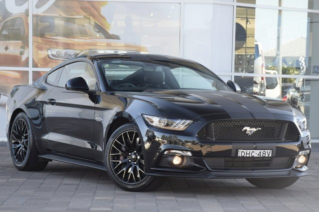 Discounted Used Ford Mustang GT Fastback SelectShift, Warwick Farm, 2016 Ford Mustang GT Fastback SelectShift Fastback