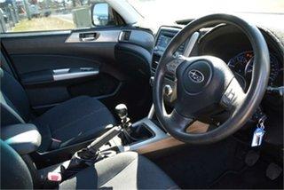 2010 Subaru Forester 2.0D Wagon.