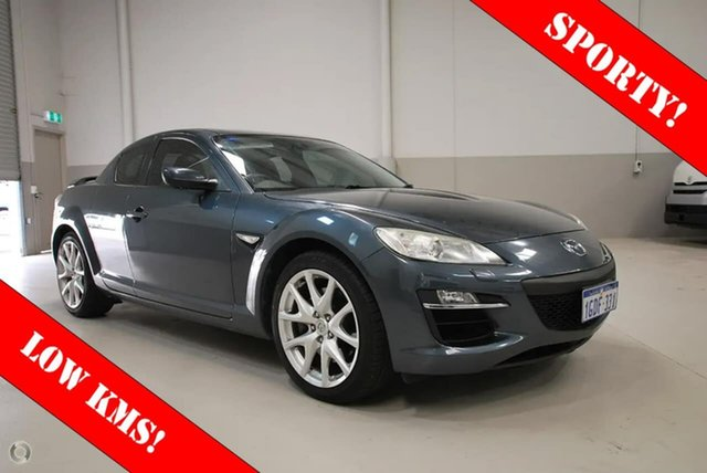 Used Mazda RX-8 Luxury, Kenwick, 2011 Mazda RX-8 Luxury Coupe