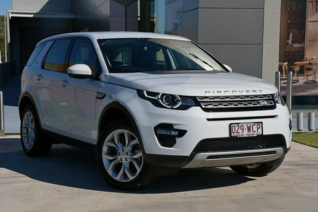 Used Land Rover Discovery Sport SD4 HSE, Southport, 2015 Land Rover Discovery Sport SD4 HSE Wagon