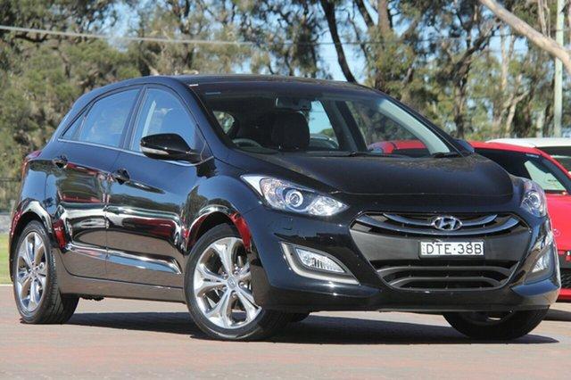 Used Hyundai i30 Premium, Warwick Farm, 2013 Hyundai i30 Premium Hatchback