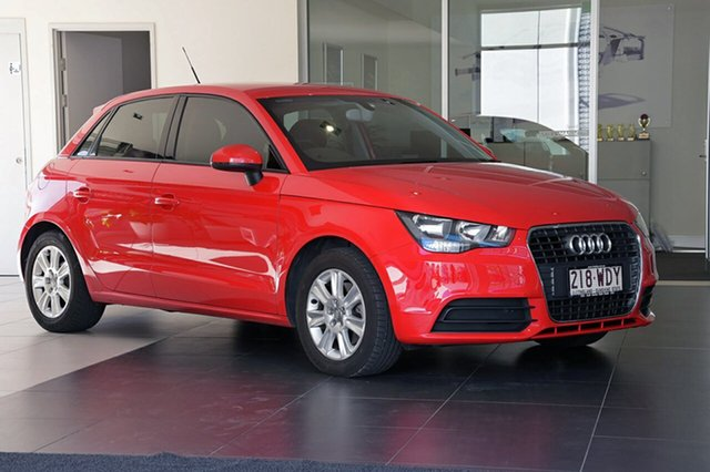 Used Audi A1 Ambition Sportback S tronic, Southport, 2012 Audi A1 Ambition Sportback S tronic Hatchback