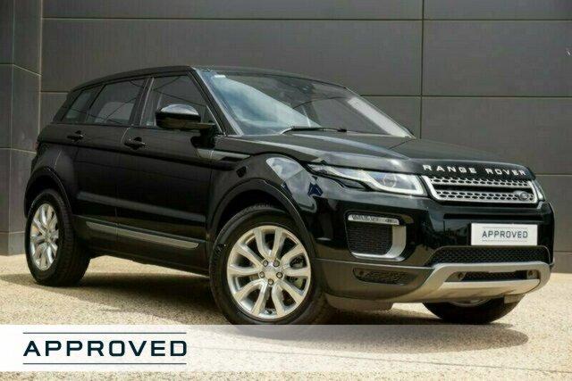 Used Land Rover Range Rover Evoque TD4 180 SE, Geelong, 2017 Land Rover Range Rover Evoque TD4 180 SE Wagon