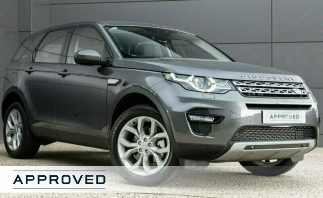 Used Land Rover Discovery Sport Td4 HSE, Geelong, 2015 Land Rover Discovery Sport Td4 HSE Wagon
