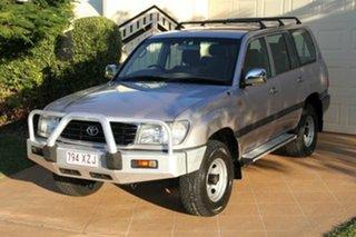 Discounted Used Toyota Landcruiser GXL, Bundall, 2000 Toyota Landcruiser GXL FZJ105R Wagon