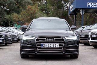 2016 Audi A6 S Line Tiptronic quattro Bi-Turbo Sedan.