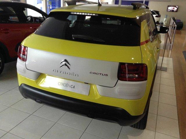 New Citroen C4 Cactus Exclusive, Nambour, 2017 Citroen C4 Cactus Exclusive E3 MY18 Wagon