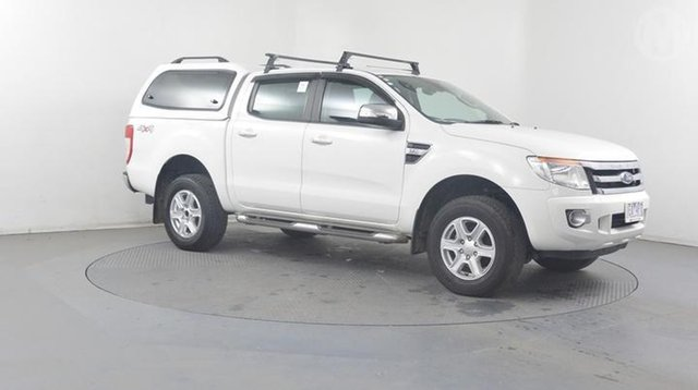 Used Ford Ranger XLT 3.2 (4x4), Altona North, 2015 Ford Ranger XLT 3.2 (4x4) Dual Cab Utility