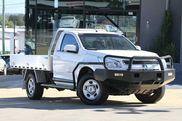 Used Holden Colorado LX, Moorooka, Brisbane, 2013 Holden Colorado LX Cab Chassis