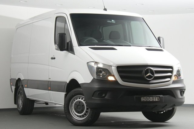 Used Mercedes-Benz Sprinter 416CDI Low Roof MWB 7G-Tronic, Narellan, 2015 Mercedes-Benz Sprinter 416CDI Low Roof MWB 7G-Tronic Van