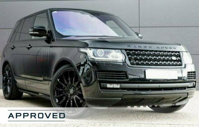 Used Land Rover Range Rover SDV8 Autobiography, Geelong, 2016 Land Rover Range Rover SDV8 Autobiography Wagon