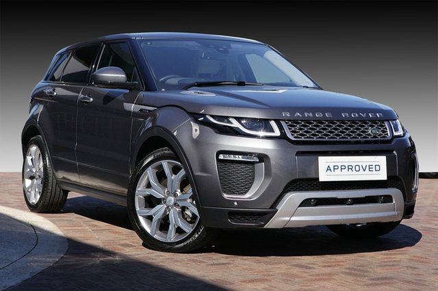 Used Land Rover Range Rover Evoque TD4 180 Autobiography, Osborne Park, 2016 Land Rover Range Rover Evoque TD4 180 Autobiography Wagon