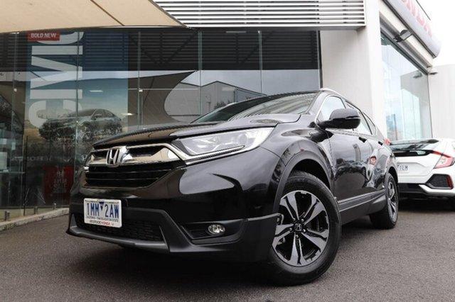 Demonstrator, Demo, Near New Honda CR-V VTi FWD, Hoppers Crossing, 2018 Honda CR-V VTi FWD Wagon